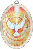"""Ovale """"I sette doni dello Spirito Santo"""""""
