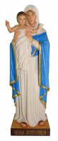 Statua della Madonna Regina Apostolorum da 15 cm in confezione regalo
