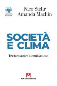 Copertina di 'Società e clima'