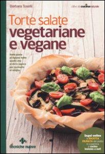 Copertina di 'Torte salate vegetariane e vegane'