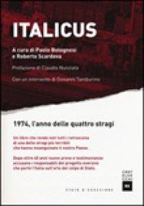 Copertina di 'Italicus'