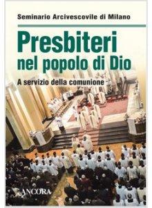 Copertina di 'Presbiteri nel popolo di Dio'