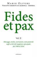 Fides et pax - Oliveri Mario
