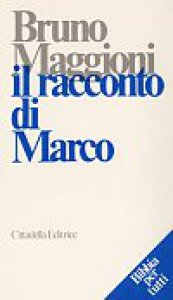 Copertina di 'Il racconto di Marco'