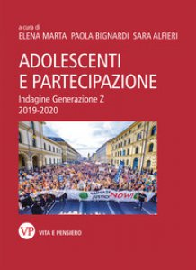 Copertina di 'Adolescenti e partecipazione. Indagine generazione Z 2019-2020'