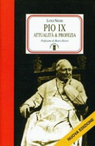 Copertina di 'Pio IX. Attualità e profezia'