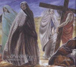 Copertina di 'L'affresco della Via Crucis. Tavole e documenti d'artista'