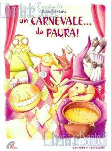 Copertina di 'Un carnevale... da paura!'