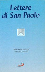 Copertina di 'Le lettere di san Paolo. Nuovissima versione dai testi originali'