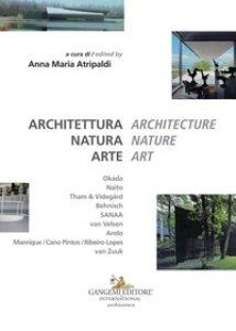 Copertina di 'Architettura natura arte-Architecture nature art'
