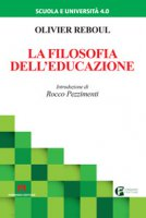 La filosofia dell'educazione - Reboul Olivier