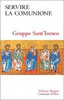 Servire la comunione - Gruppo di lavoro misto ortodosso-cattolico Sant'Ireneo