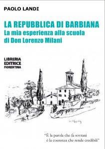 Copertina di 'La repubblica di Barbiana'