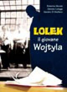 Copertina di 'Lolek il giovane Wojtyla'