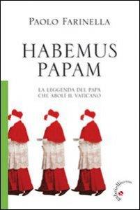 Copertina di 'Habemus papam'