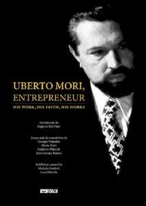 Copertina di 'Uberto Mori, entrepreneur. His work, his faith, his works.'