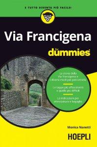 Copertina di 'Via Francigena for dummies'