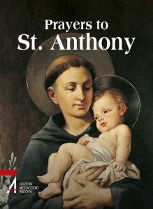 Copertina di 'Prayers to St. Anthony'