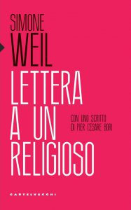 Copertina di 'Lettera a un religioso'