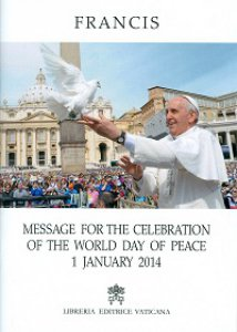 Copertina di 'Message for the Celebration of the World Day of Peace'