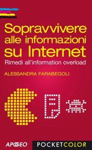 Copertina di 'Sopravvivere alle informazioni su Internet'