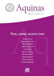Copertina di 'Fede cristiana, saperi e società civile in prospettiva filosofica'