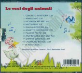 Immagine di 'Le voci degli animali'