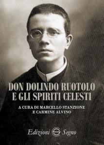 Copertina di 'Don Dolindo Ruotolo e gli spiriti celesti'