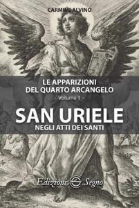 Copertina di 'San Uriele negli atti dei santi'