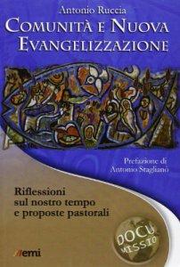 Copertina di 'Comunità e nuova evangelizzazione'