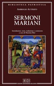 Copertina di 'Sermoni mariani'