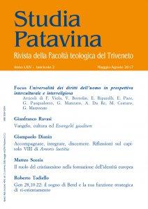 Studia Patavina 2017/2