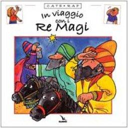 Copertina di 'Cate rap / In viaggio con i Re Magi'