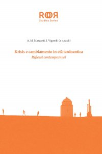 Copertina di 'Krisis e cambiamento in età tardoantica'
