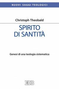 Copertina di 'Spirito di santità'