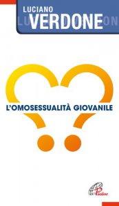 Copertina di 'L' omosessualità giovanile'