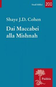 Copertina di 'Dai Maccabei alla Mishnah'