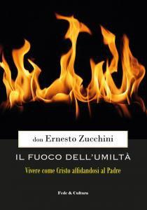 Copertina di 'Il fuoco dell'umiltà'