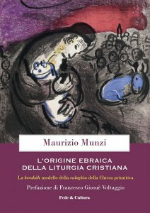 Copertina di 'L'origine ebraica della liturgia cristiana'