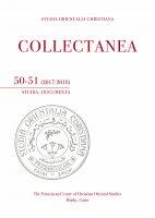 Collectanea 50-51 (2017-2018)