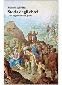 Copertina di 'Storia degli ebrei'