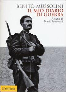 Copertina di 'Il mio diario di guerra'