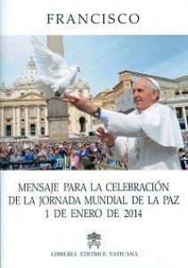 Copertina di 'Mensaje para la celebration de la Jornada Mundial de la Paz'