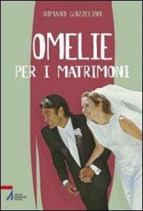 Copertina di 'Omelie per i matrimoni'