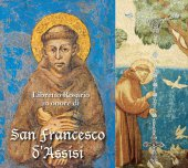 Libretto Rosario con immagine di San Francesco d'Assisi e coroncina