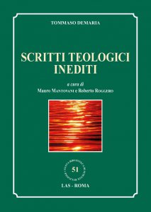 Copertina di 'Scritti teologici inediti'