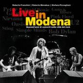 Live in Modena. Quarant'anni di concerti nella città del rock - Franchini Roberto, Menabue Roberto, Piccagliani Stefano