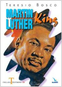 Copertina di 'Martin Luther King'