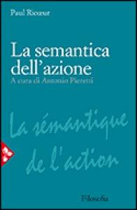 Copertina di 'La semantica dell'azione'