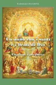 Copertina di 'Un anno con i santi e i beati di Dio'